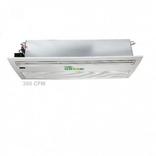 فن کویل کاستی یک طرفه گرین مدل G1WF300P1