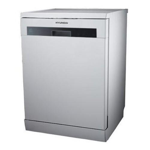 ماشین ظرفشویی هیوندای14 نفره نقره ای مدلHDW-1405S