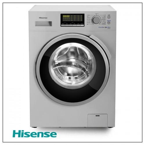 ماشین لباسشویی هایسنس مدل WFH8012DS