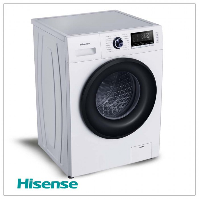 ماشین لباسشویی هایسنس مدل WFKV8010D