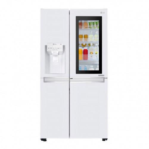یخچال و فریزر ال جی مدل SXI555